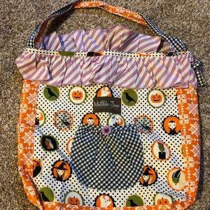 Matilda Jane Halloween print bag